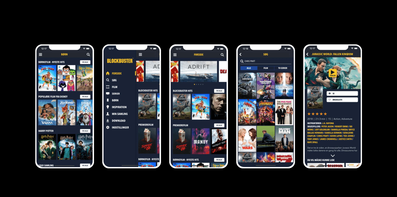 video-on-demand design